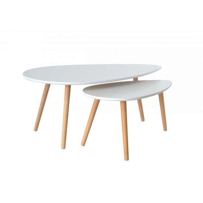 Table Basse Gigogne Qu Elles Sont Les Caracteristiques Des